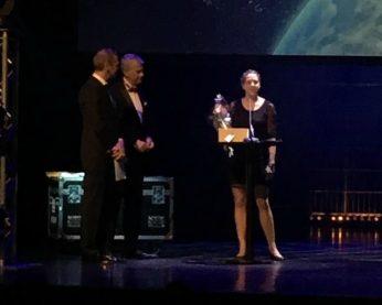 Jony Heerink - sportvrouw van Amersfoort 2018!