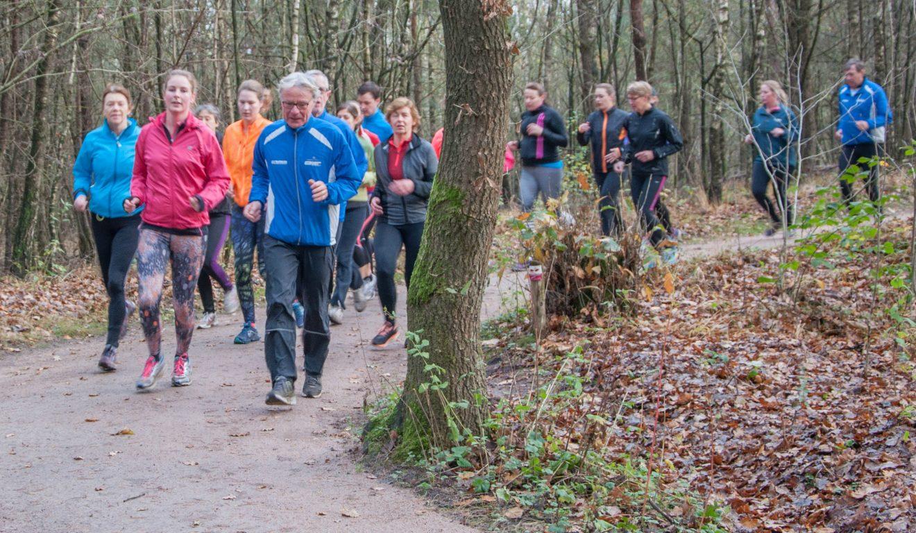 Begin met hardlopen op zaterdag 12 januari