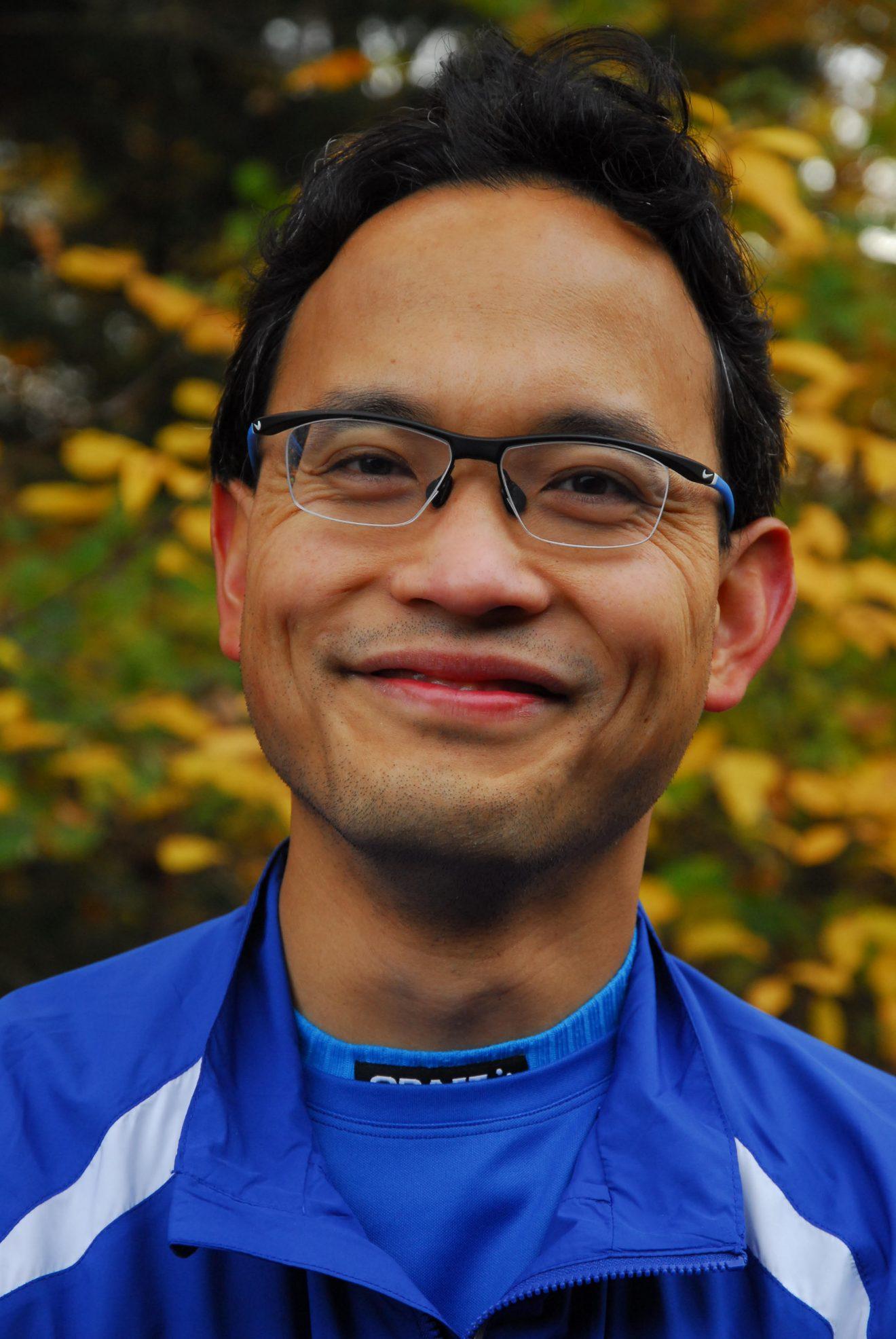 Vrijwilliger in het zonnetje: Patrick Eysbach