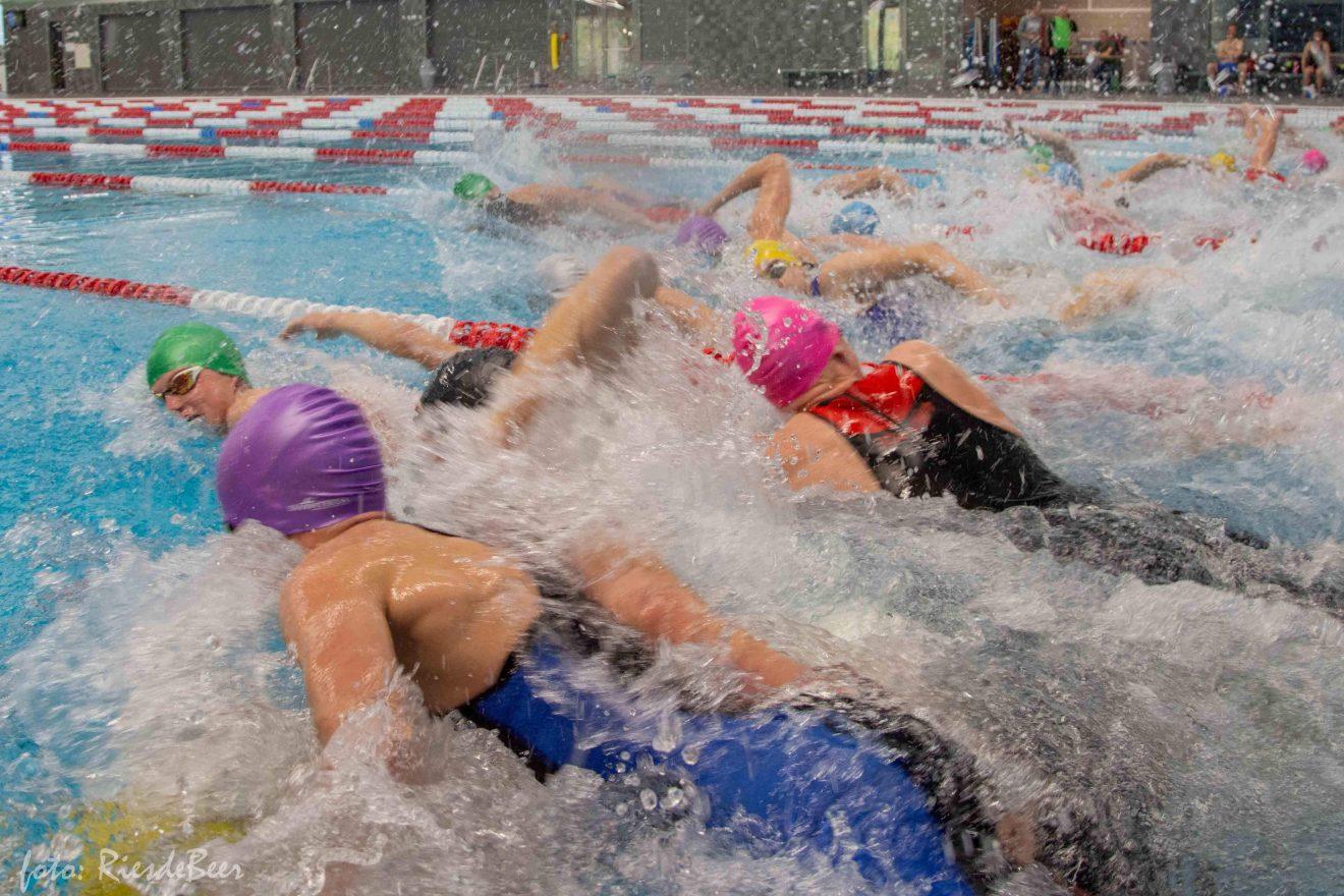 Succesvolle Keistad Zwemloop