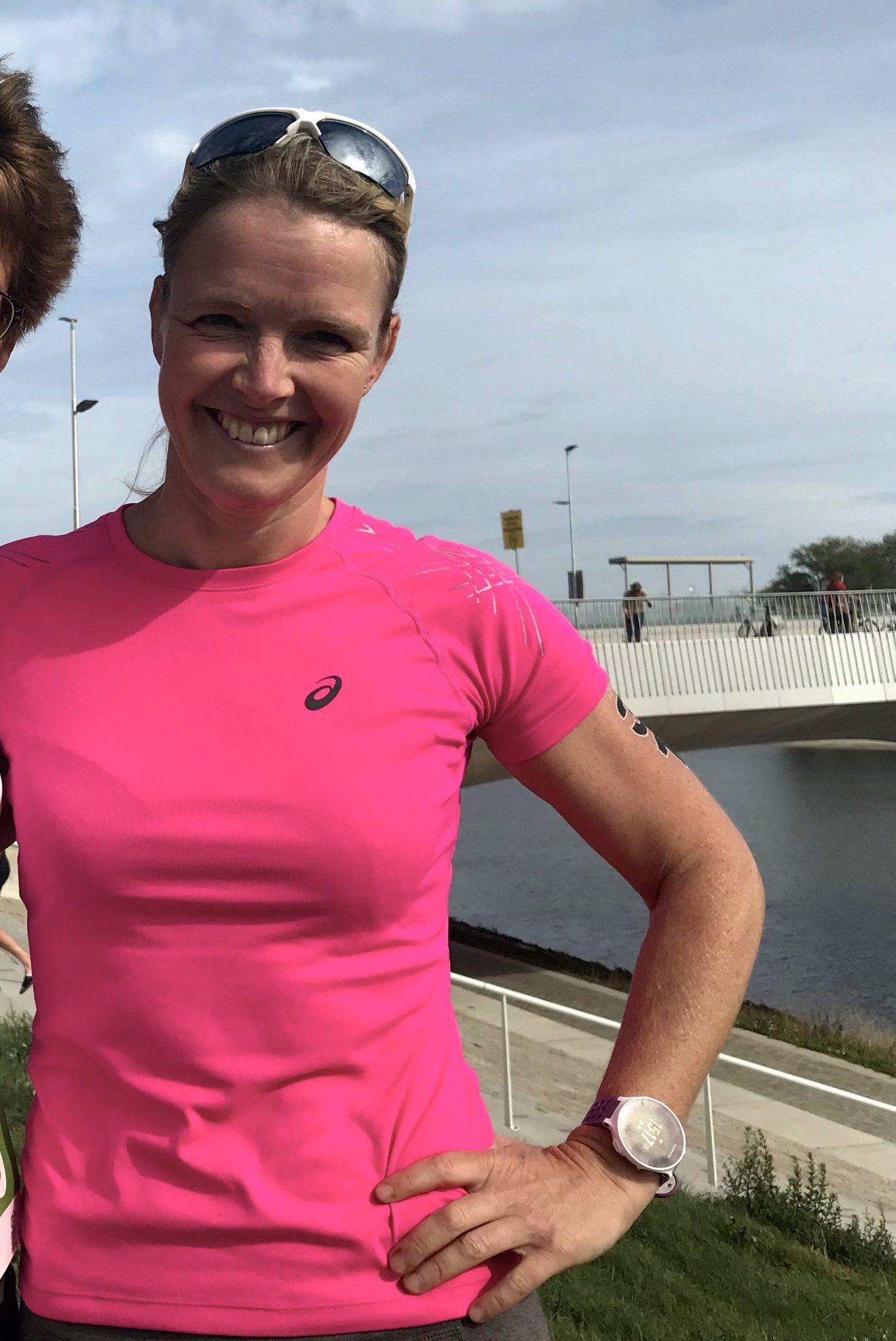 Interview vrijwilliger AV Triathlon in het zonnetje