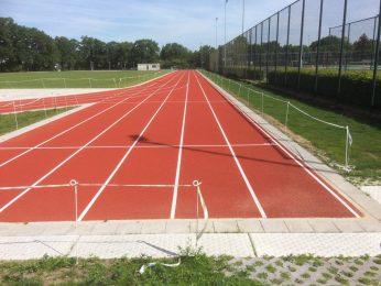 trainingsbaan Birkhoven juni 2019