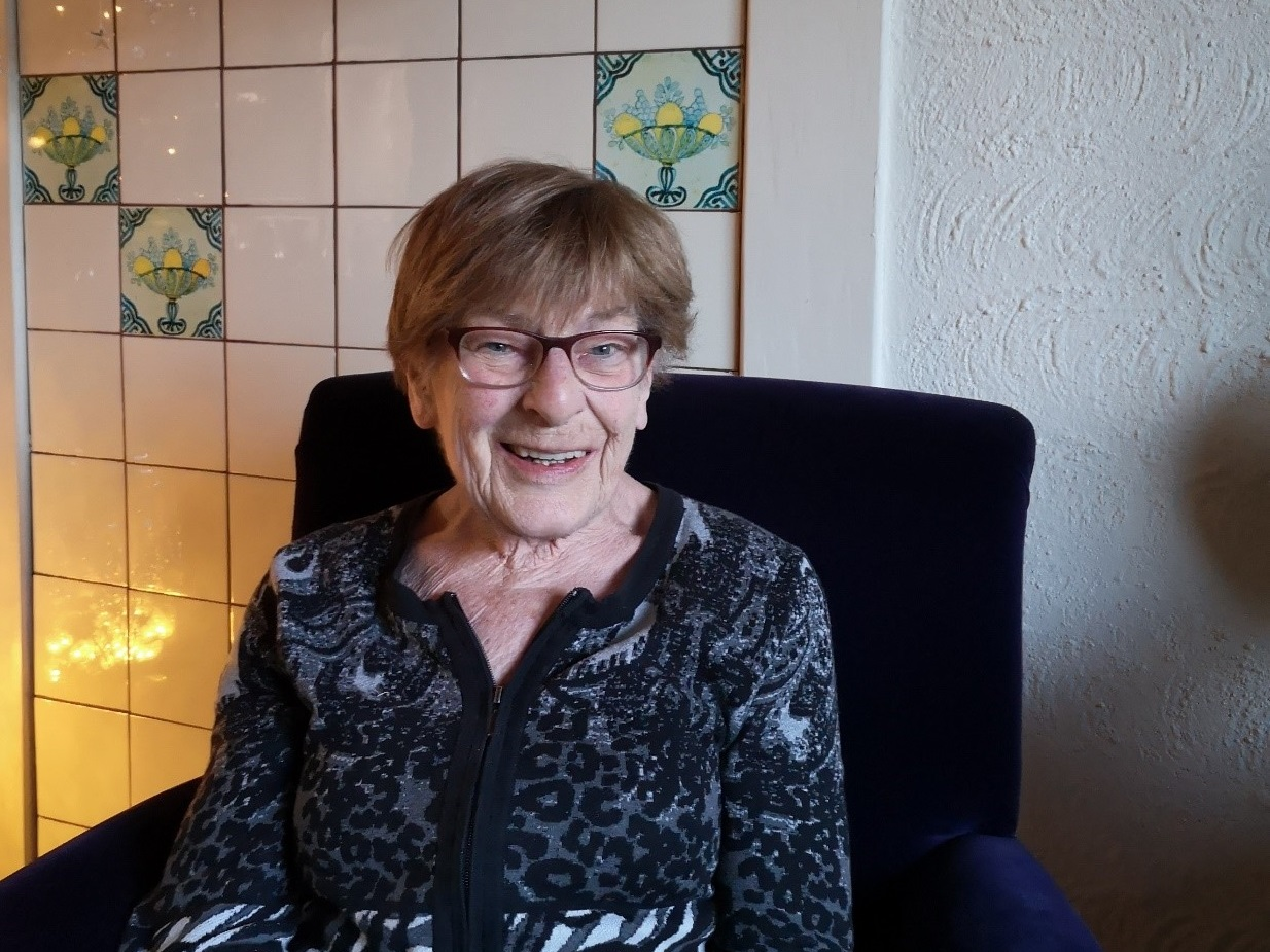 Trix Bloemhof, al 25 jaar vrijwilliger!